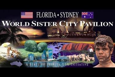 Florida Sydney Sister City Pavilion