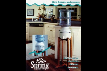 Brochure for Spring Distributing