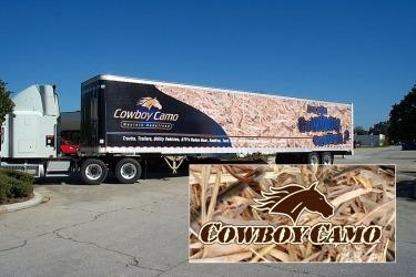 Cowboy Camo Logo Illustration and Camo Illustrations