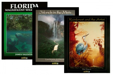 James Valentine Nature Posters