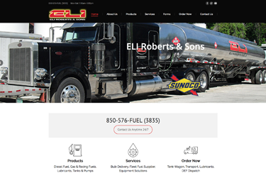 Eli Roberts and Sons Web