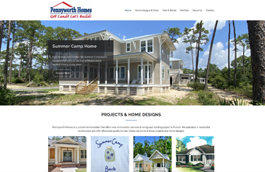 Pennyworth Homes – Custom Home Builder
