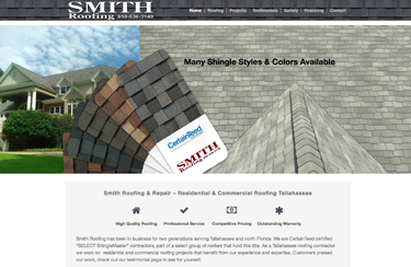 Smith Roofing – Commercial & Residential Roofing