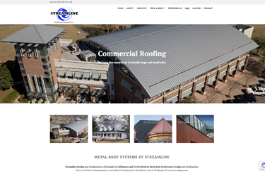 Streamline Roofing - Commercial & Residential Metal Roofing