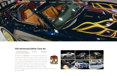 Trans Am Worldwide – Custom Car Manufacturer