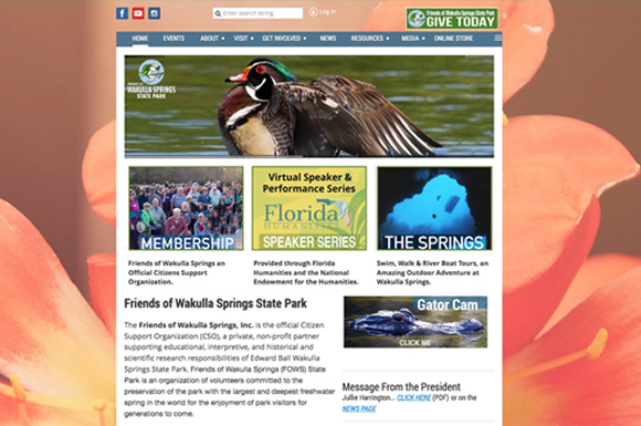 Friends of Wakulla Springs State Park